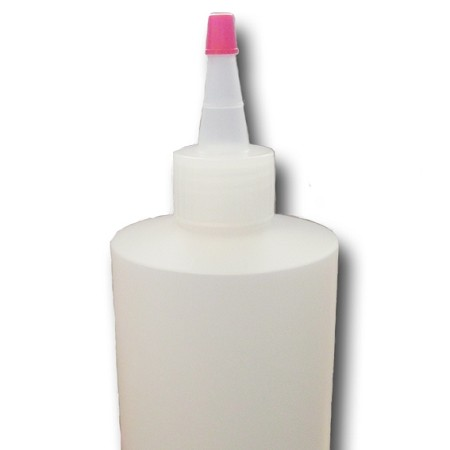 Plastic Bottle wt Spout 1lb