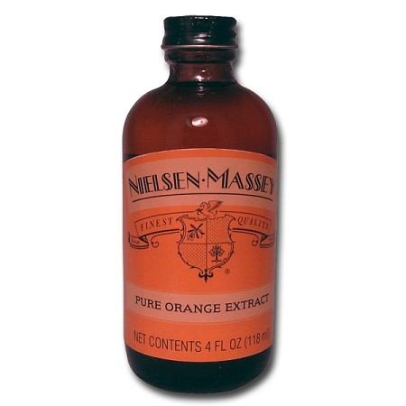 Pure Orange Extract 2oz