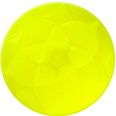 Neon Yellow Electric Powder